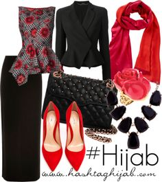 Hashtag Hijab Outfit #184