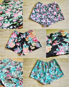 Along The Lines of Ysabel: DIY High Waist Shorts