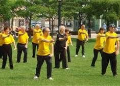 Tai Chi....the ultimate exercise...