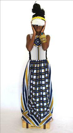 Christine Mhando....a London woman of Tanzanian origin.