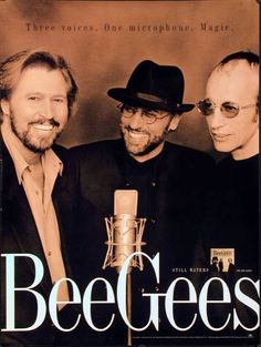Barry, Maurice, and Robin Rock & Pop, Rock And Roll, Sound Of Music, Kinds Of Music, Bee Gees Live, The Bee Gees, Pop Internacional, Robin, Road Trip Music
