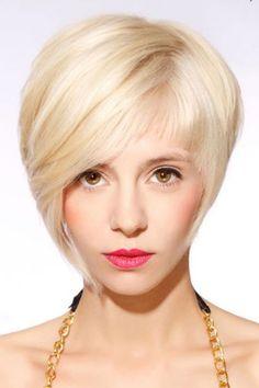 20 Short Straight Hairstyles 2013