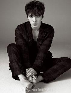 Kim Jae-joong Harper's Bazaar Magazine