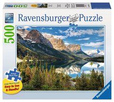 Beautiful Vista - 500 Large Piece Jigsaw Puzzle