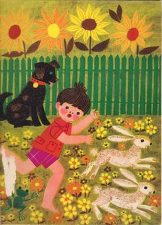 Our Earth and the Sun written by Czeslaw Janczarski & illustrated by Halina Gutsche, 1972.