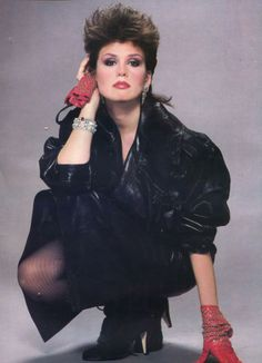Marie - boy is it hard to tell what decade this is from (please note that that comment was used with heavy sarcasm) Marie Osmond Hot, Osmond Family, The Osmonds, Celebs, Celebrities, Fashion Beauty, Fashion Outfits, Fashion Styles, Punk