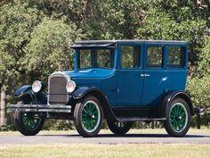 1925 Star Five-Passenger Sedan