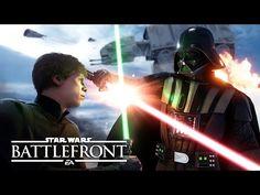 Star Wars バトルフロント:マルチプレイヤーゲームプレイ | E3 2015 「ウォーカー・アサルト」ホス到来 - YouTube
