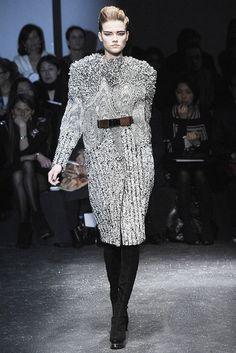 Gianfranco Ferré Fall 2009 Ready-to-Wear Fashion Show - Kasia Struss