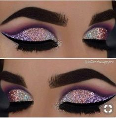 50 Eye Makeup Ideas This make-up would fit in with a long dress to land in a similar shades for an outstanding entertainment. Purple color to brown – haired ladies stands perfectly. - Das schönste Make-up Makeup Goals, Makeup Inspo, Makeup Inspiration, Makeup Tips, Beauty Makeup, Makeup Ideas, Makeup Geek, Makeup Hacks, Makeup Tutorials
