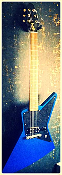 Gibson Explorer Blue