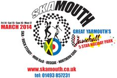 Skamouth 2014 / 14 – 17 March & 21 – 24 November 2014