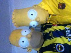 Simpsons :) Fenerbahce & Barcelona