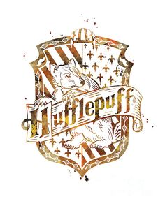 "This x spiral notebook features the artwork ""Hufflepuff Crest"" by Monn Print on the cover and includes 120 lined pages for your notes and greatest thoughts. Harry Potter Drawings, Harry Potter Houses, Harry Potter Pictures, Harry Potter Art, Hufflepuff Pride, Ravenclaw, Hufflepuff Wallpaper, Classe Harry Potter, Anniversaire Harry Potter"
