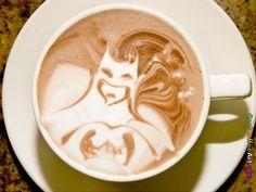 Batman Coffee