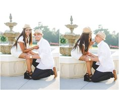 Woodward Park - Tulsa OK - Engagement Pictures by Jessica Nadine Photography