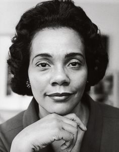 Mrs. King and Coretta: A Posthumous Memoir Explores Public and Private Selves - The New York Times