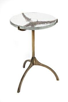 Droplet Side Table by John Pomp Studios, via Dering Hall.