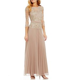 5c92cf0d334 Let Dillard s Wedding Shop be your destination for mother of the bride  dresses available in regular