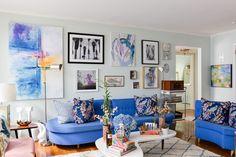 A Wonderfully Wild & Whimsical Charleston Home — House Tour