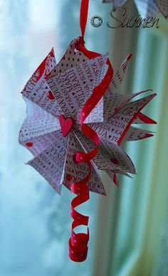 paperikoriste jouluksi