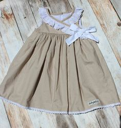 Cotton Dreams Dress- For L