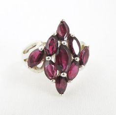 Purple Glitz And Glamour For Mother #Ecochic #Vintage Jewelry  by Gena Lightle on Etsy