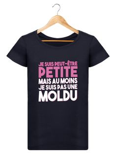 T-shirt je suis pas une moldu - fiora. Pull Harry Potter, Mode Harry Potter, Harry Potter Facts, Geek Shirts, Funny Shirts, Geek Girl Fashion, Hipster Fashion, Lolita Fashion, Trendy Fashion