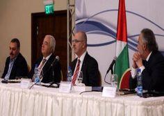 الحمد الله يطلق الاستراتيجية الوطنية لقطاع التعاون حتى 2022