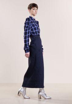 Vivienne Westwood Anglomania DIETRICH - Maxirock - dark blue für 389,95 € (20.10.17) versandkostenfrei bei Zalando bestellen.