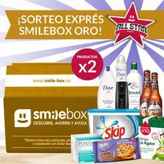 La Cocinita De Aroa : SMILEBOX ALLSTARS Y SORTEAZO