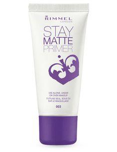 Stay Matte Primer