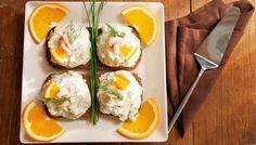 Appelsiiniset katkarapuleivät - K-ruoka