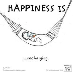 Recharging is such an important part of the day, don't forget to include it in yours.