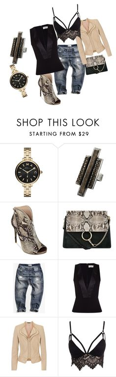 """""""casual classy"""" by victoria-rowan ❤ liked on Polyvore featuring Marc Jacobs, Bita Pourtavoosi, GUESS, Chloé, One Teaspoon, Balenciaga, Betty Barclay and Club L"""