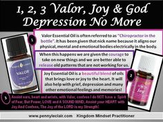 Young Living Essential Oils - Valor, Joy & God. Melissa Wilde distributor # 1605317