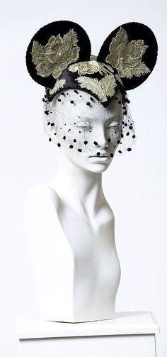 Anya Caliendo RTW Spring 2014. #millinery #judithm #hats