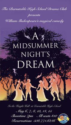 midsummer night's dream poster - Google Search