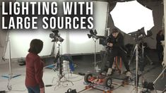 Stay tuned to the end for a chance to win a prize! Lighting with large sources is one of the keys to great cinematography! Large sources create a very pleasi. Lighting Setups, Video Lighting, Different Feelings, Hip Muscles, Feelings And Emotions, Hip Workout, The A Team, Cinematography, Filmmaking