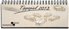 unser erster tippspiel-champ steht fest... ThreeWide.de | Der NASCAR-Stammtisch