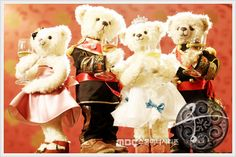 bears from princess hours
