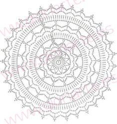 New Screen Crochet pillow mandala Suggestions Tinas Handwerk: 82 Designs und Muster Dreamcatcher & Mandala – Diy Bastel Ideen Motif Mandala Crochet, Crochet Mat, Crochet Motifs, Crochet Diagram, Crochet Round, Crochet Doilies, Crochet Stitches, Crochet Squares, Crochet Dreamcatcher Pattern Free