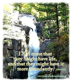 LIFE IN ABUNDANCE POSSIBLE ONLY WITH AND FROM GOD so get close 2 HIM| Godinterest