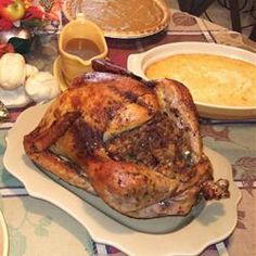 Out of this World Turkey Brine Recipe