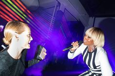 Mary J. Blige Performs at Jimmy Choos 20th Birthday Party