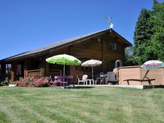 CHARMING COTTAGE WOOD COMFORT 'CHALET Cathar' SAISSAC ... - 883826