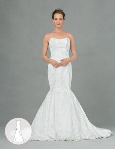 Getting ready to go wedding gown shopping? We've rounded up all the wedding dress styles so you can find your perfect fit. Wedding Dress Types, Wedding Gowns, Wedding Motifs, Wedding Dress Silhouette, Girl Empowerment, Silhouettes, Bridal Dresses, Trendy Fashion, Bride