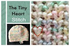 Loom Knit Stitch: For the Hat Pattern: ... For more loom knitting patterns visit: ... Here is the link for Theresa Higby's YouTube Channel: .... Knit, Stitch, Loom, Art, Knitting, Heart,
