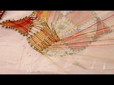 YouTube Videos, Lace, Youtube, Bobbin Lace, Papillons, Paper Pieced Patterns, Embroidery, Lace Making, Youtubers