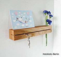 Never loose your kees again. Holzklotz-Berlin on ezebee.com